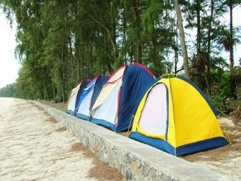 Hướng dẫn dựng lều sáng tạo