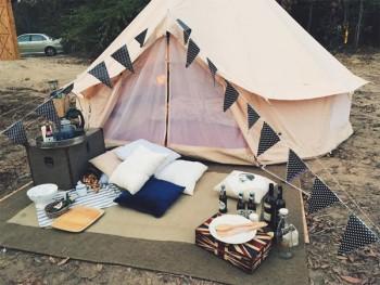 Kỹ thuật dựng lều
